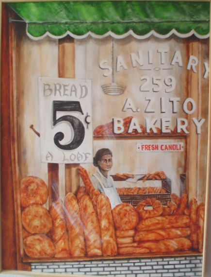 The Bakery Giclee L/E OF 100 30